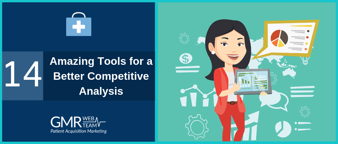 14 Amazing Tools for a Better Competitive Analysis