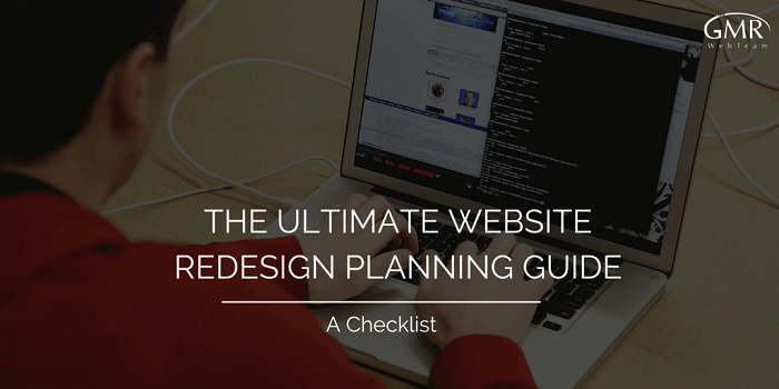 The Ultimate Website Redesign Checklist and Planning Guide
