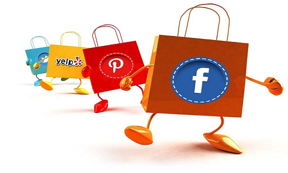 Social Media for ecommerce1 How Integration of Social Media with ECommerce Site Drives Up Sales