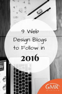 Top web design blogs for 2016