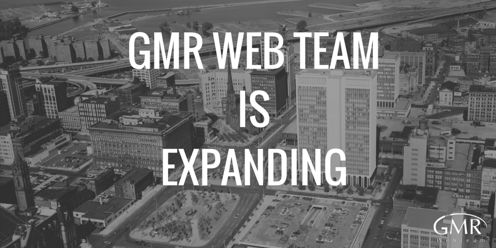 GMR Web Team Brings Complete Web Solutions at Buffalo