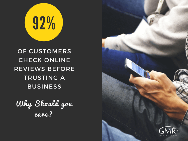 How Online Reviews Influence Your Business Performance