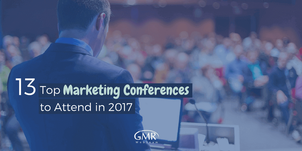 digital marketing conferences in 2017
