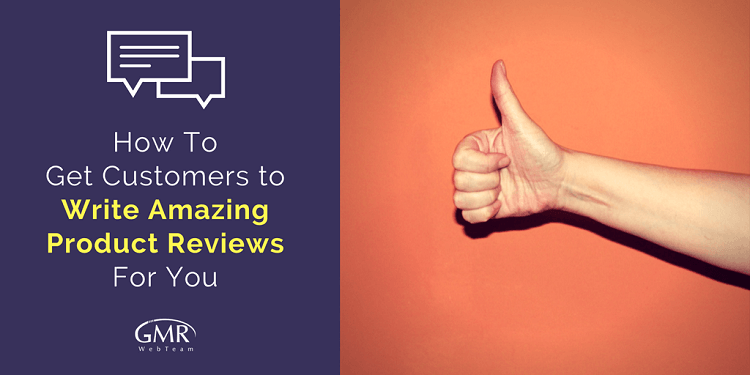 convince customers to write great testimonials for your product