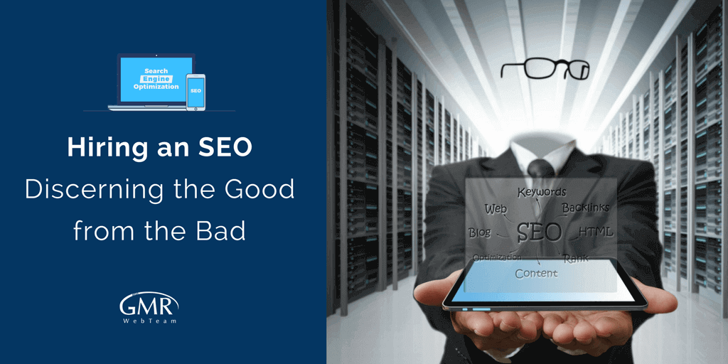 how to hire a good seo consultant