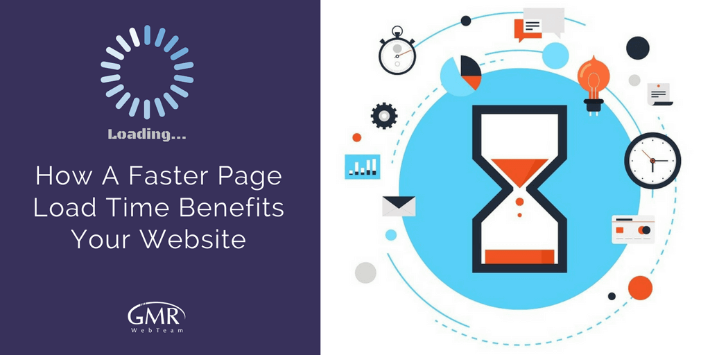 page loading time benefits