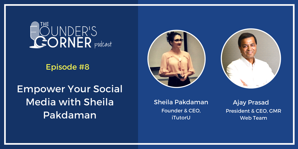 Empower Your Social Media with Sheila Pakdaman