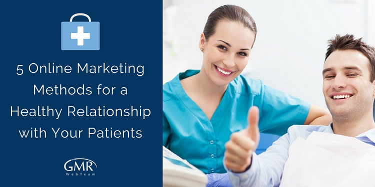 Maintain Relationship with Patients