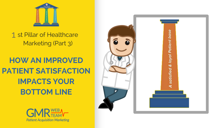 Improved Patient Satisfaction Impacts Your Bottom Line