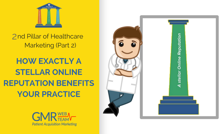 Benefits of Stellar Online Presence for Healthcare Practices