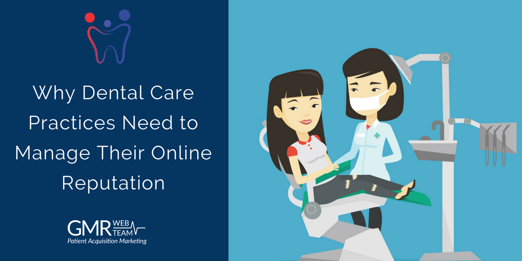 Online Reputation Management for Dentists