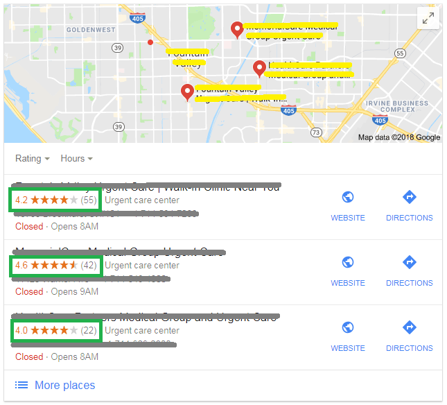 Google Uses Review for Ranking