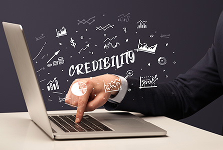Increased Credibility and Brand Awareness with an Efficient Website